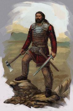 Scythian by Jortagul.deviantart.com on @DeviantArt