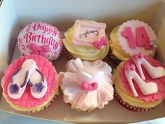 girly cupcakes | cupcakes