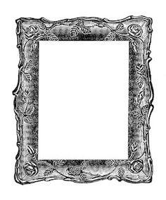 Printable frame #printable #frame #free
