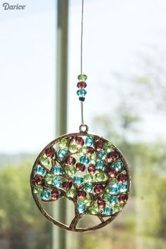 DIY-Mother's-Day-Rainbow-Suncatcher-Darice-5
