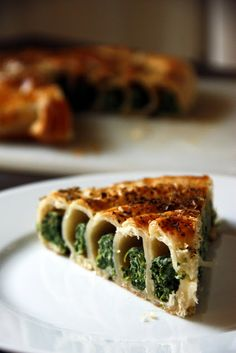 Spinach Spiral by cookingagent: Easy! #Spinach