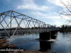 Crossing Somerset and Mercer County's Truss Bridges ~ The History Girl!