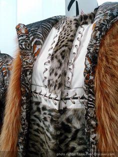 PKZ Furs Kastoria International Fur Fair AW16/17 BACKSTAGE Fashion by Think-feel-Discover.com Furs, Fashion Details, Backstage, Interview, Hair Styles, Beauty, Hair Plait Styles, Fur, Hair Looks