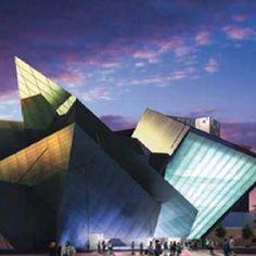 Denver Art Museum, I.M.Pei design,