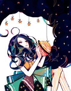 Image about girl in Anime Manga by Art Manga, Anime Art, Illustrations, Illustration Art, Evvi Art, Art Kawaii, Character Art, Character Design, Art Watercolor