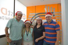 Área de Administrativos en #Navidad 🎄  #HostDime