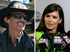 Richard Petty Rips Danica Patrick: 'She's Not A Race Car Driver' Now they have BOTH agreed to race. Hit the pic to watch the video! #NASCAR