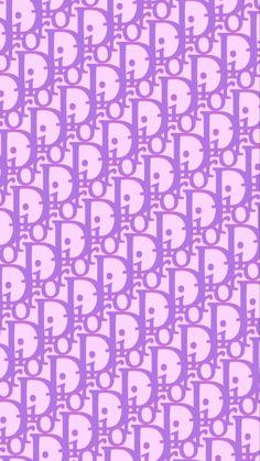 lilac dior wallpaper