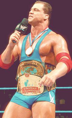 Kurt Angle - EuroContinental Champion