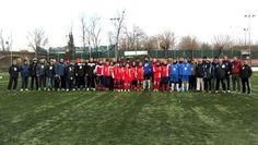 Clinic per allenatori di calcio a Petrignano di Assisi
