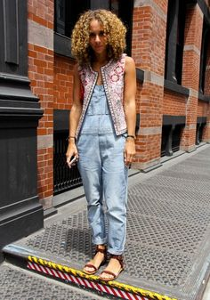 i'm a little too pumped that overalls are back ;) my nineties childhood is beckoning...