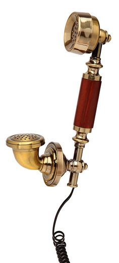 Victorian Retro Handset for Your Mobile Phone