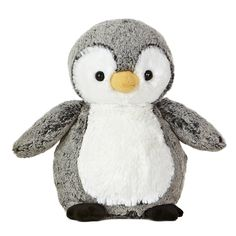Perky the Sweet and Softer Penguin Stuffed Animal by Aurora at Stuffed Safari