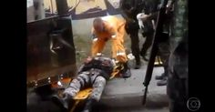 Militares da Força Nacional são atacados a tiros na Maré, Rio