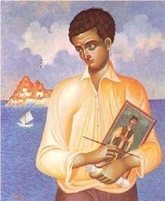 Byzantine art and post Byzantine Art, Byzantine Icons, Painter Artist, Greek Art, Orthodox Icons, Artist Gallery, Conceptual Art, Art Object, Religious Art