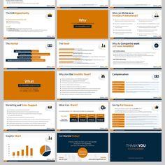 SmallBiz Opportunity Slide Deck by vexaro