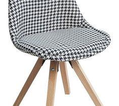 Krzesło Astoria Pepitka - Krzesła kuchenne - zdjęcia, pomysły, inspiracje - Homebook