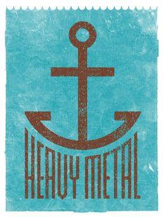 """Heavy Metal"" by Andrew J. Nilsen"