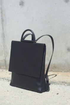 Rucksack_BUILDING BLOCK flat backpack