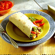 Try Ortega Chicken Burritos  recipe at family night! For more like this, see…
