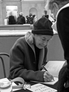Mary Oliver.