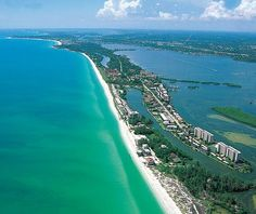 siesta key beach - Click image to find more Travel Pinterest pins