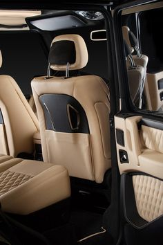 g wagon interior clean - G Wagon Interior
