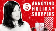 If you've ever worked retail during the holidays, you understand. Here are 5 annoying things to. Christmas Shopping, Christmas Humor, Customer Service Funny, Working In Retail, Talking On The Phone, Weird Holidays, Facebook Humor, Feeling Stuck, Video Film