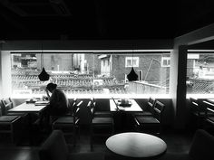 Lunch time at Artisee Cafe, Samcheong-dong, Seoul. by rjkoehler on tumblr