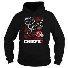 Kansas City Chiefs - Just A Girl In Love With Her Shirt
