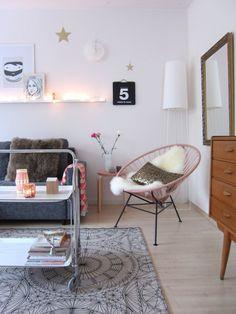 5 weeks to xmas #interior #einrichtung #dekoration #decoration #ideas #ideen #vintage #wohzimmer #livingroom #vintagewohnzimmer Foto: Luise