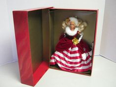 Peppermint Princess Barbie Doll 1994 NRFB