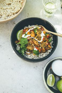 """The """"Bowls of Goodness"""" book, Loyal Lentil Chili and blog makeover! — Nourish Atelier"""