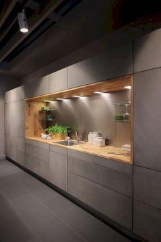 Extraordinary small kitchen design ideas 28