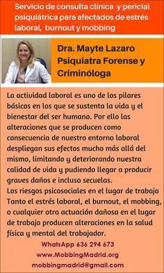 Mobbing Madrid PRIDICAM: Servicio de consulta clínica on line y pericial ps...