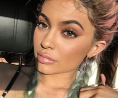 Theres something weird going on with Kylie Jenners Lip Kit http://ift.tt/23HoP1M #LookMagazine #Fashion