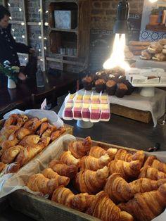 Marshmallowist treats on display at Bluebelles Cafe, 320 Portobello Road, W10