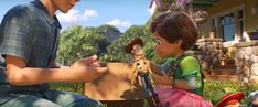 Earlier today, Disney and Pixar released the new trailer for Toy Story 4 and if you want to take a closer look at the biggest and best moments, then you need to check out these hi-res images from it. Disney University, Sheriff Woody, Tale As Old As Time, Toy Story 3, Family Budget, Character Design Animation, Good Morning America, Us Air Force, New Trailers
