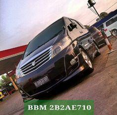 Sewa Mobil Alphard Solo ( Mobil, Driver + Bahan Bakar ) mulai 1,3 juta / day - BBM Pin 2B2AE710