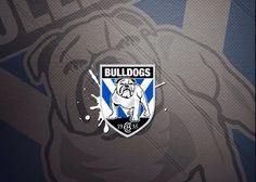 Nrl Nrl Bulldogs, National Rugby League, Bulldog Mascot, Juventus Logo, Cheerleading, Tennis, Photo Galleries, Soccer, Sign