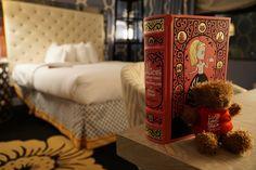 Inside the luxury Monaco Hotel in #Philadelphia