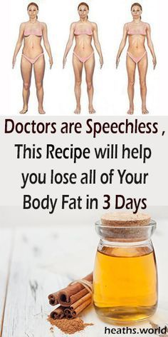 Doctors are Speechless ,This Recipe will help you lose all of Your Body Fat in 3 Days – Healths World Fitness Weightloss, Fitness Diet, Health Fitness, Loose Weight Workout Plan, Lose Weight, Loosing Weight, Weight Loss Drinks, Weight Loss Smoothies, Human Body Facts