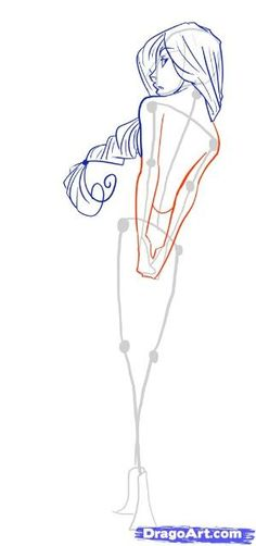 1000 ideas about drawing female body on pinterest for Sketch it online