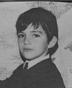 Divertidas fotos de famosos na infância 2 15
