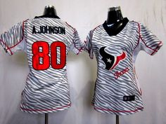 Totally love this -- Houston Texans Jersey(women)-006