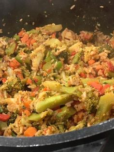 Vegetarian Paellla! Check out our bonus recipe. Click on the image!