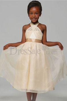 Possible flower girl dress... It would be in off white though.