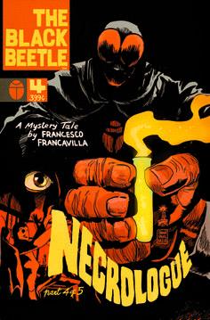 The Black Beetle - Francesco Francavilla