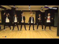 ▶ Teen Top 'Rocking' mirrored Dance Practice - YouTube