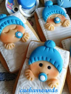 1 million+ Stunning Free Images to Use Anywhere Baby Cookies, Baby Shower Cupcakes, Shower Cakes, Cupcake Cookies, Baby Shower Themes, Baby Shower Decorations, Baby Cupcake, Fondant Baby, Torta Baby Shower